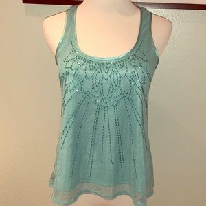 American Rag Sequined Blouse